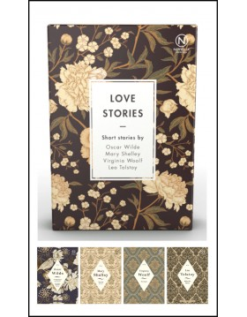 Wilde, Oscar | Box with four Love Stories